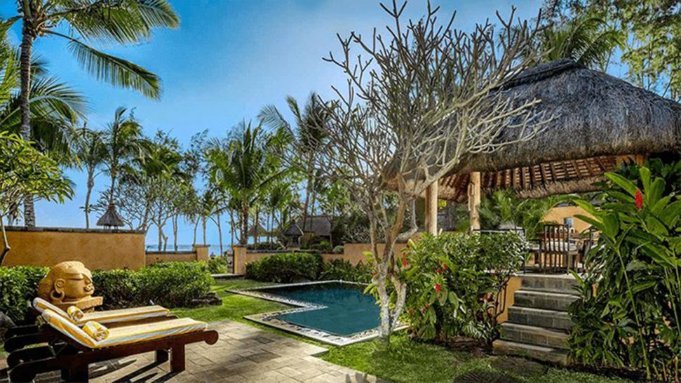 The Oberoi Beach Resort, Mauritius Premier Villas with Private Pool
