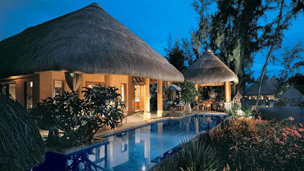 The Oberoi Beach Resort, Mauritius Presidential Villa with Private Pool