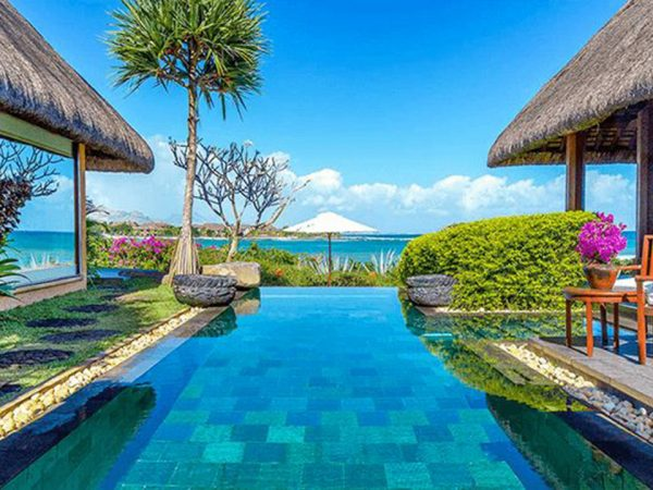The Oberoi Beach Resort, Mauritius Royal Villa with Private Pool