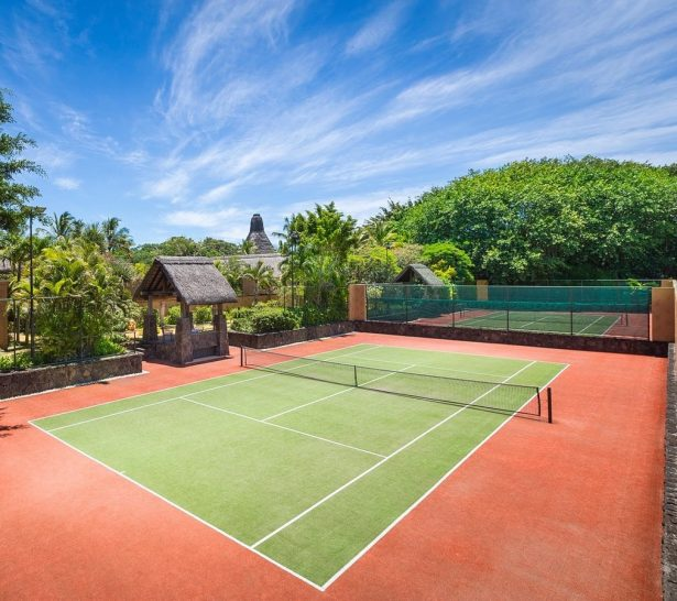The Oberoi Beach Resort Mauritius Tennis