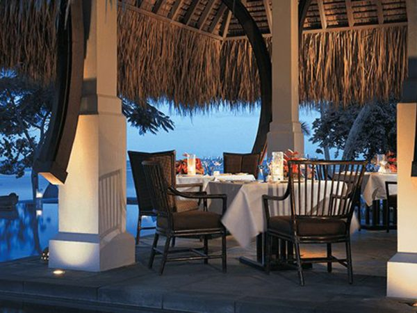 The Oberoi Beach Resort, Mauritius The Restaurant