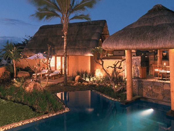 The Oberoi Beach Resort, Mauritius View