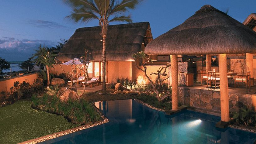 The Oberoi Beach Resort, Mauritius View