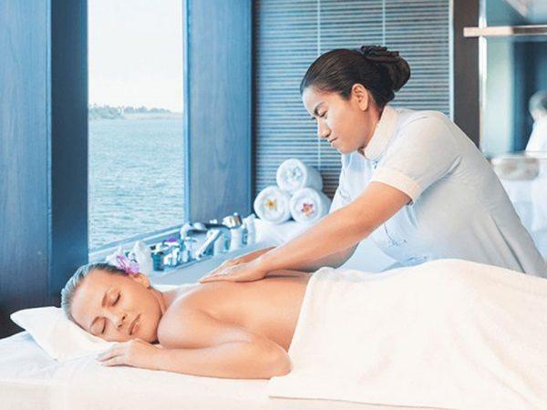 The Oberoi Luxury Nile Cruisers Spa