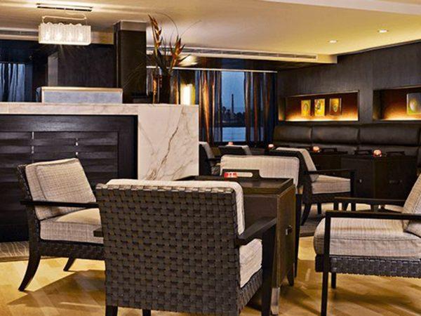 The Oberoi Luxury Nile Cruisers The Club Lounge