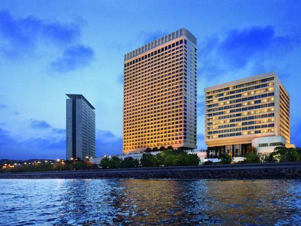 The Oberoi Mumbai Hotel View