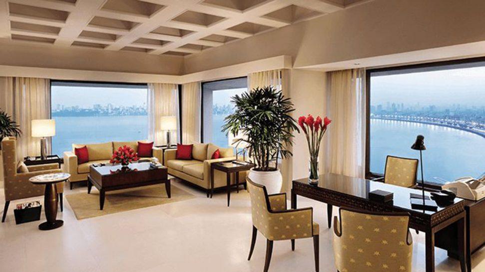 The Oberoi Mumbai Kohinoor Presidential Suite