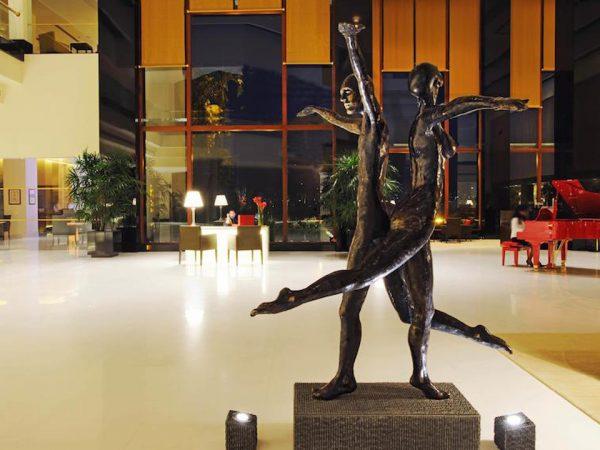 The Oberoi Mumbai Lobby Ibterior