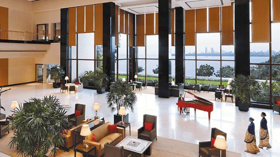 The Oberoi Mumbai The Champagne Lounge