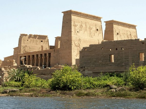 The Oberoi Philae Nile Cruise High Dam