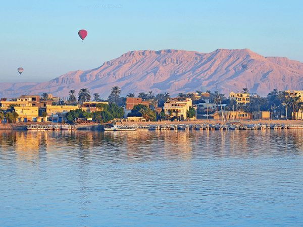 The Oberoi Philae Nile Cruise Outside View