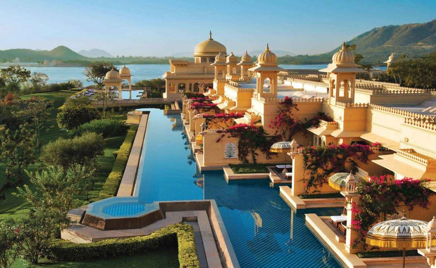The Oberoi Udaivilas Overview