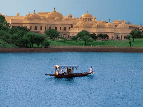 The Oberoi Udaivilas, Udaipur Boating