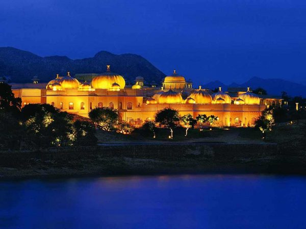 The Oberoi Udaivilas, Udaipur Outer View