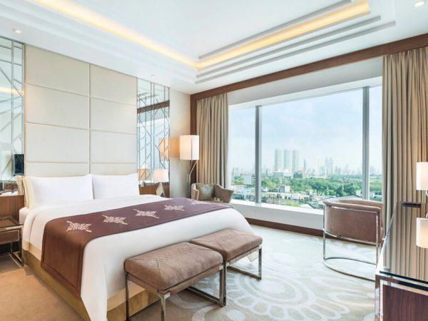 The St. Regis Mumbai 1 Bedroom Apartment 1 King