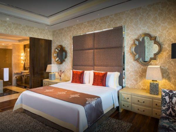 The St. Regis Mumbai Caroline Astor Suite, 1 King, Sea view