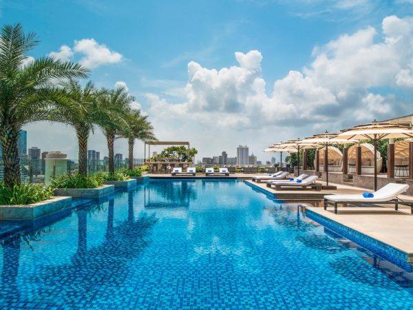 The St. Regis Mumbai Pool