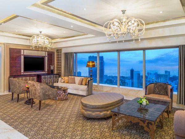The St. Regis Mumbai The Presidential Suite, 1 King