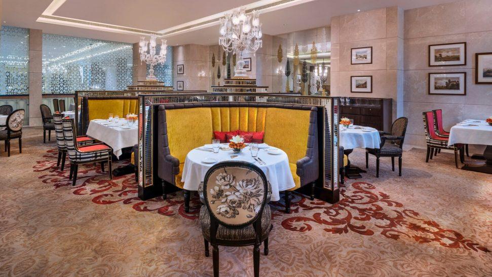 The St. Regis Mumbai The Sahib Room Kipling Bar