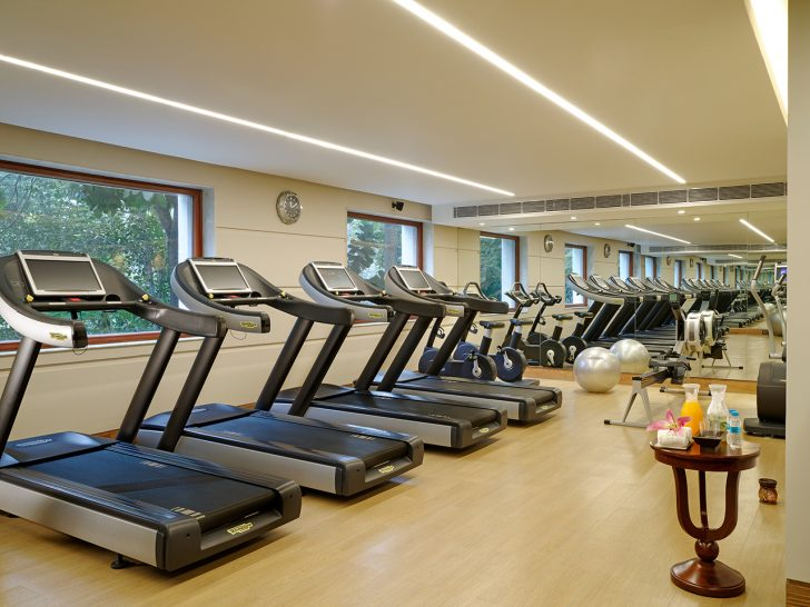 The Taj Mahal Hotel New Delhi Gym