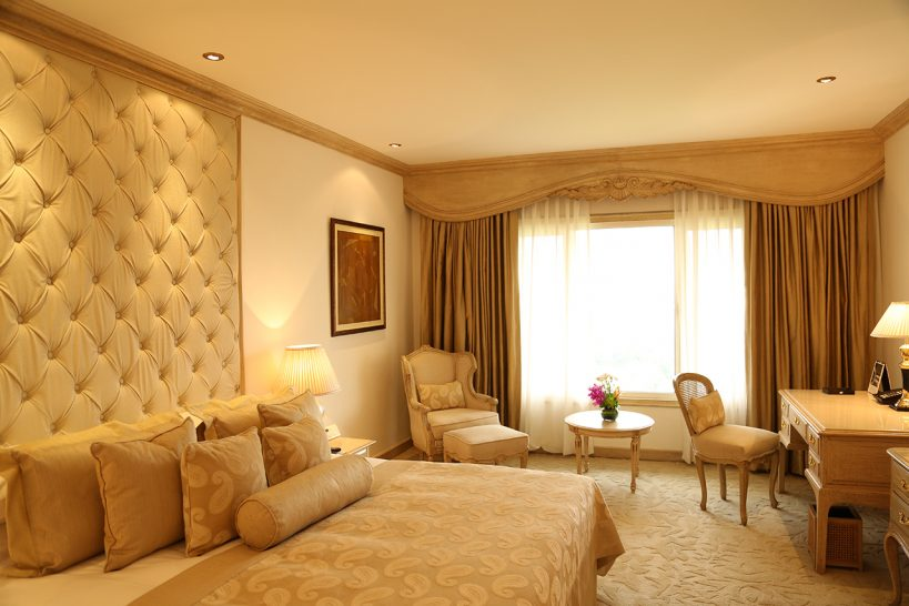 The Taj Mahal Hotel New Delhi Luxury Suite