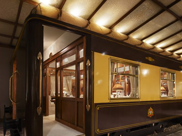 European Dining Experience at Orient Express at Taj Palace