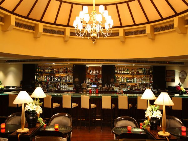 Rick's - The Lounge at The Taj Mahal Hotel New Delhi
