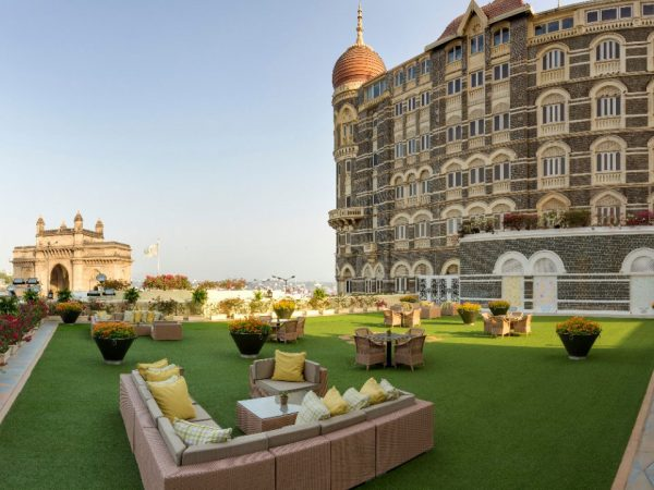 The Taj Mahal Palace Exterior