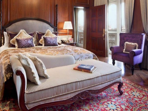 The Taj Mahal Palace Grande Luxury Suite 1 Bedroom Sea View