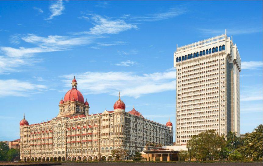 The Taj Mahal Palace Hotel View