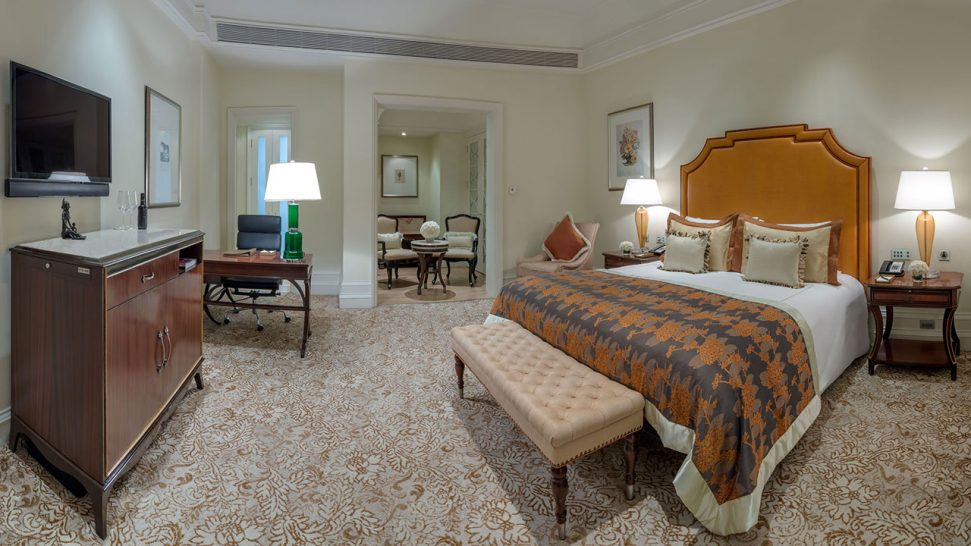 The Taj Mahal Palace Luxury Room
