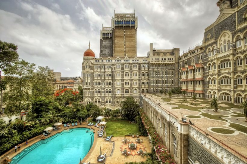 The Taj Mahal Palace Mumbai Overview