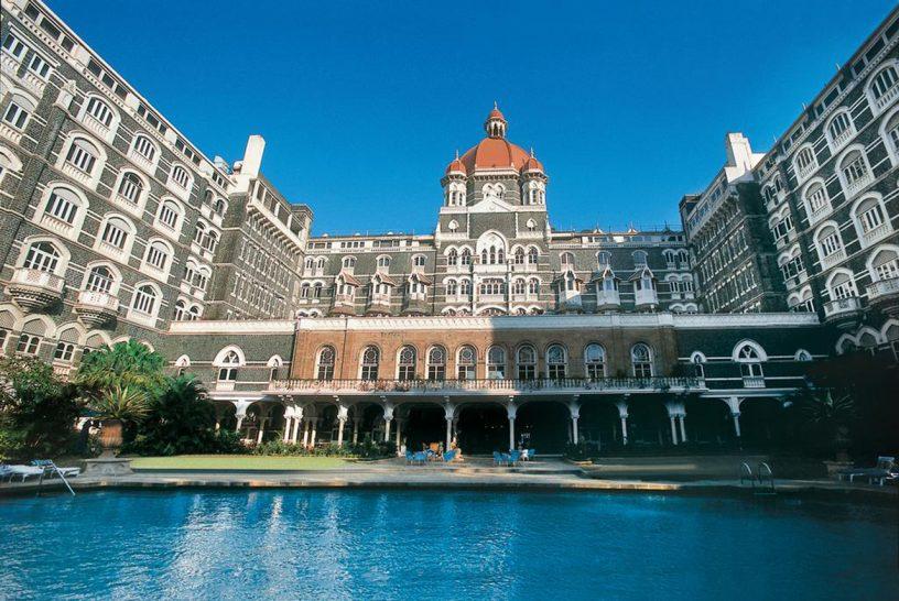 The Taj Mahal Palace Pool