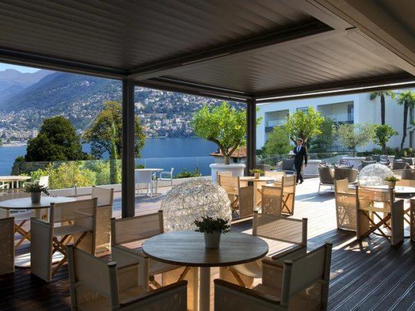 The View Lugano Dining