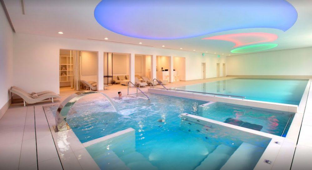 The View Lugano Pool