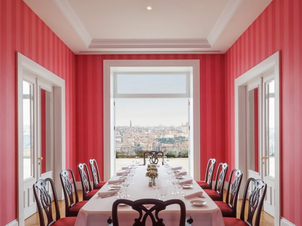 The Yeatman Hotel Private Dining
