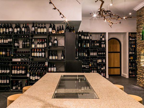 The Yeatman Hotel Wine Cellars