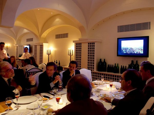 The Yeatman Hotel Wine Dinners