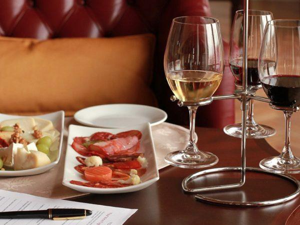The Yeatman Hotel Wine Flight