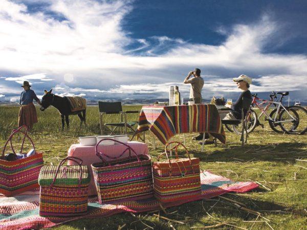 Titilaka Titicaca Lake Aymara Route
