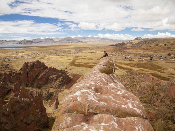 Titilaka Titicaca Lake Colla Route Trek