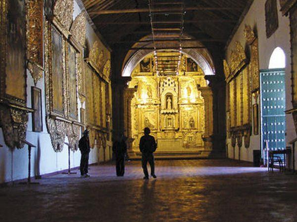Titilaka Titicaca Lake Colonial Temples Visit