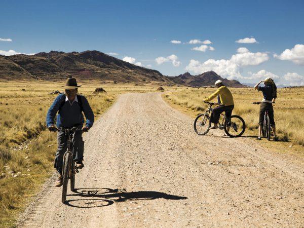 Titilaka Titicaca Lake Cycling Platera