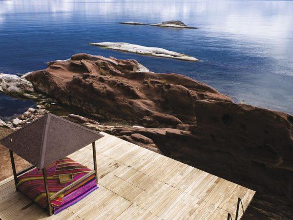 Titilaka Titicaca Lake Deck