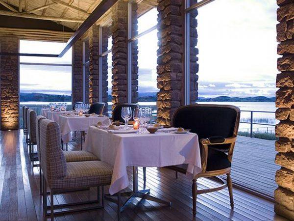 Titilaka Titicaca Lake Dining
