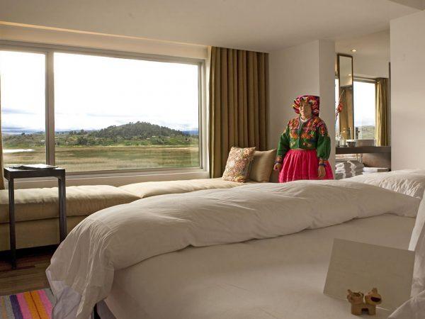 Titilaka Titicaca Lake Dusk RoomTitilaka Titicaca Lake Dusk Room