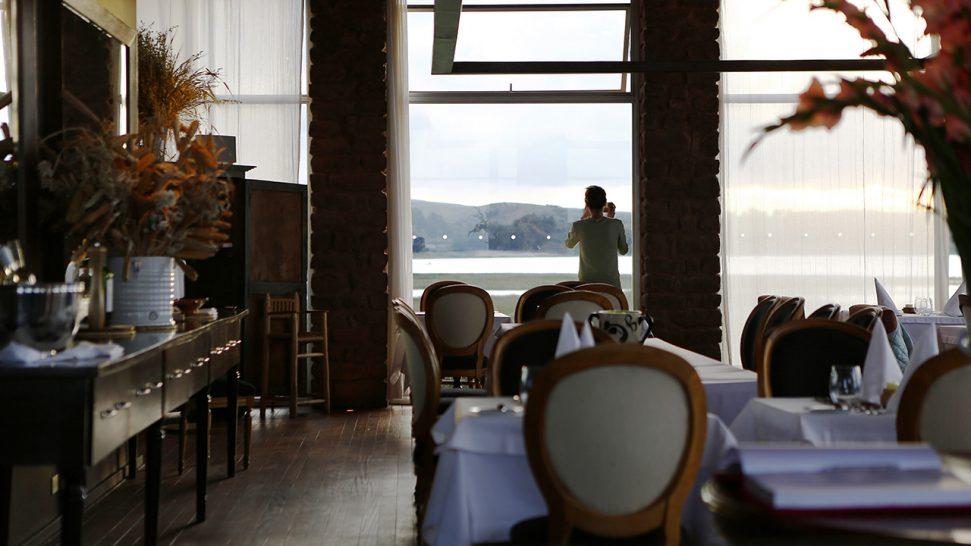 Titilaka Titicaca Lake Restaurant
