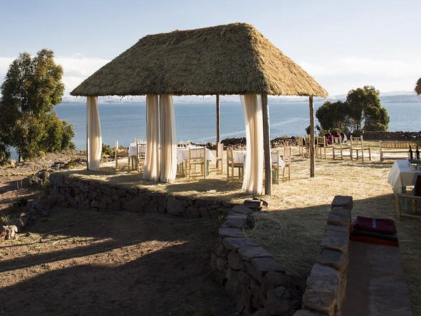 Titilaka Titicaca Lake Restaurant Dining