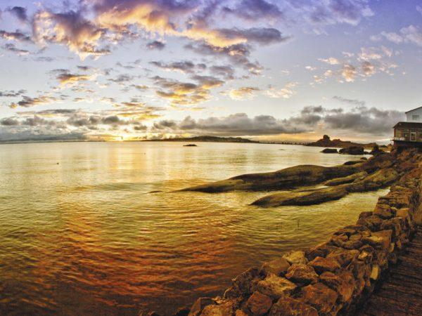 Titilaka Titicaca Lake Sunset View