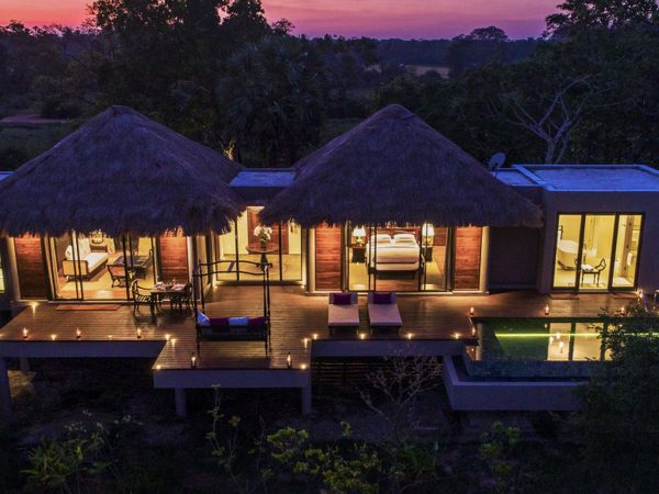 Ulagalla Resort by Uga Escapes Night View